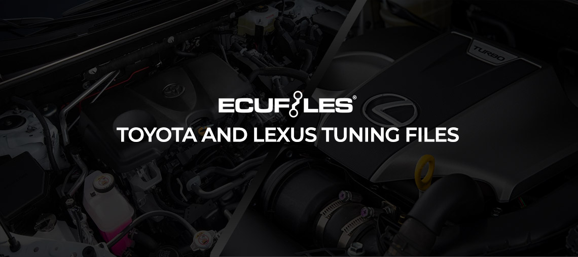 Toyota And Lexus Tuning Files