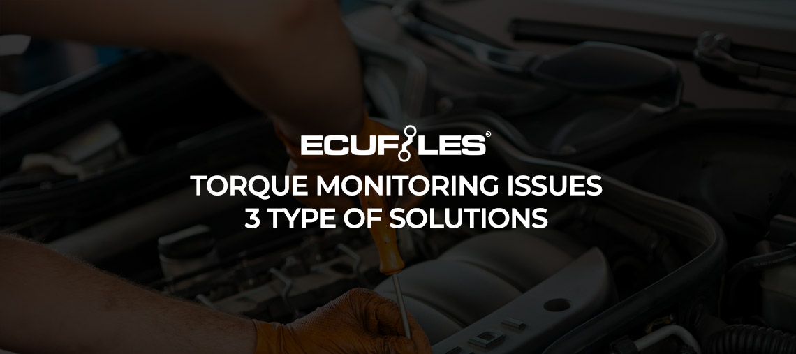 Torque Monitoring Issues
