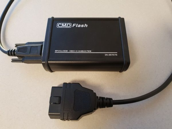 CMD Flash OBD Slave + Tuning File Price Deal