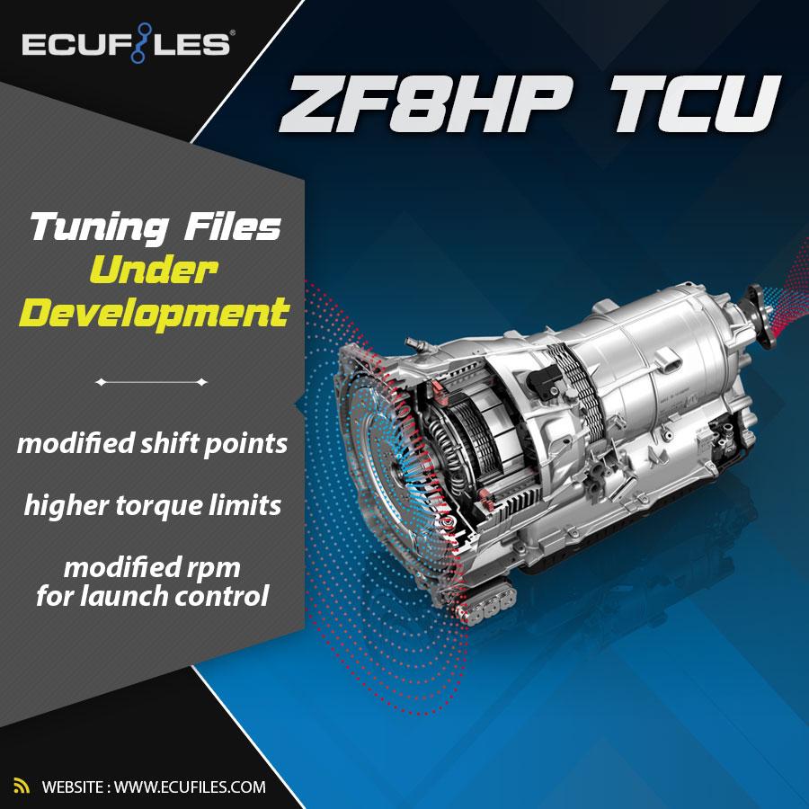 ZF8HP TCU Tuning Files Under Development - Ecufiles