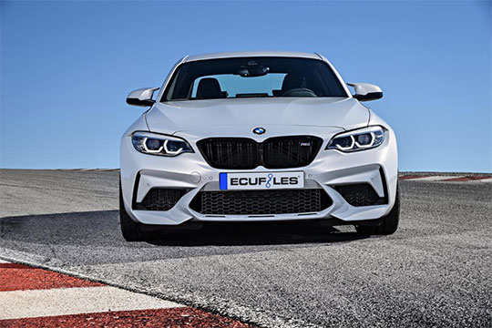 BMW M2 Competition Tuning Files For Bosch MEVD17 2 G ECU - Ecufiles