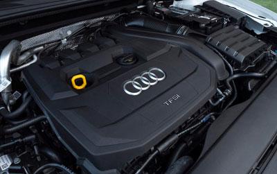 Audi A3 1.5 TFSI Engine