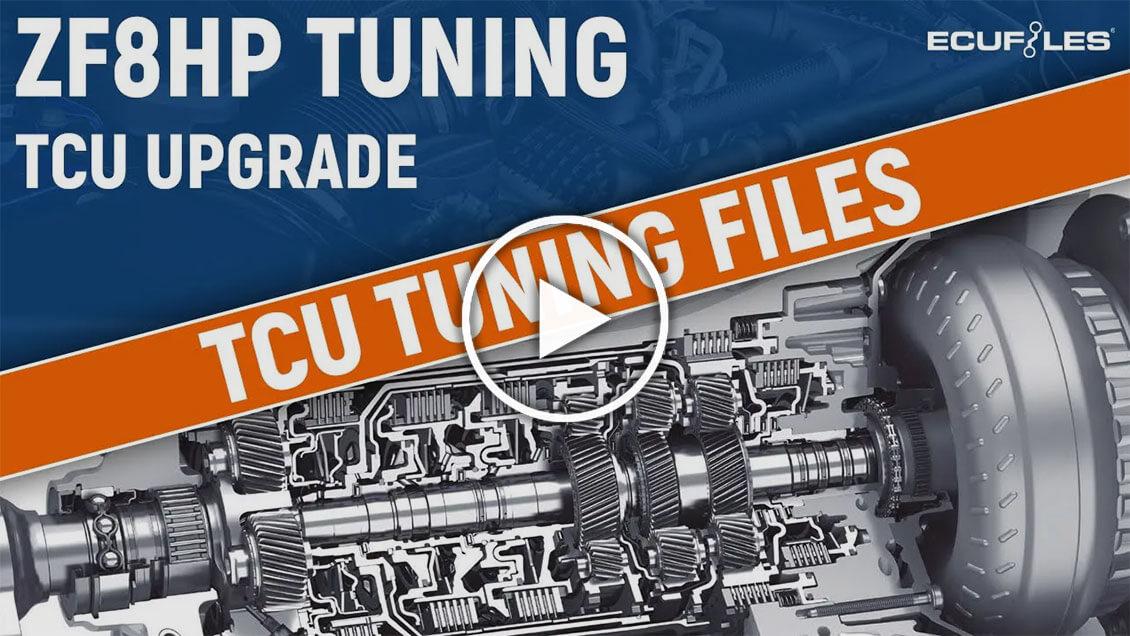TCU Tuning Files - Powerful Tuning Ecufiles